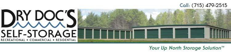 Dry Docu0027s Self Storage, LLC, Conover Wisconsin